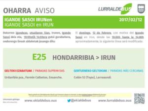 Igande Sasoi - Irun - e25 - 20170212