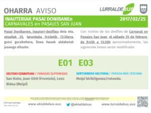 Donibane - Inauteriak - E01_E03 - 20170225