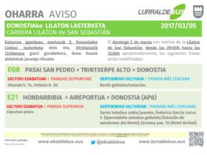 Donostia -Lilaton - E08_E21 - 20170305