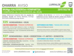 Irun - Comparsa Iñides_Caldereros - E25_E27 - 20170218