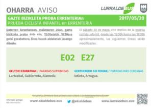 Errenteria - Prueba ciclista alevin - E02_E27 - 20170520