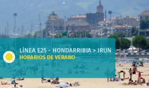 Hoarios Playa E25 - CAS-01
