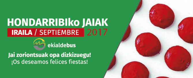 hondarribiko jaiak 2017-01
